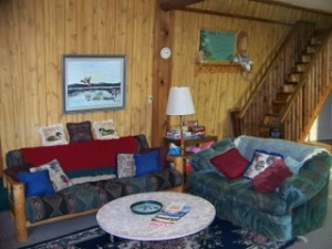 Mt Cottage Living Room