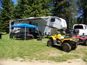 Camping and RV Sites